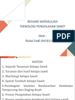matakuliah teknologi pengolahan sawit pptx
