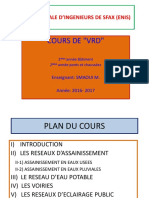 COURS VRD
