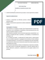 Delizia....Informe de Visita Industrial Grupo 4