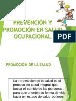 Promocion y Prevencion en Salud