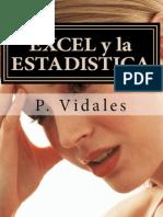 Excel Y La Estadistica - P. Vidales