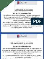 PRINCIPIOS DE LA INVESTIGACIÓN DE MERCADOS