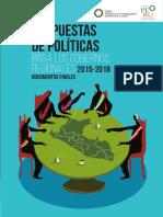 Propuestas Politicas-2015-2018 Documento Final