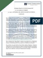 RO# 123 - S Obligatoriedad de Entidades a Reportar Información Mediante La Presentación Del Anexo de Transferencias SWIFT Al SRI (20 Nov.2017)
