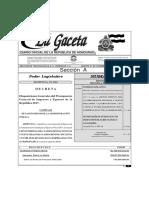 Disposiciones Generales 2017