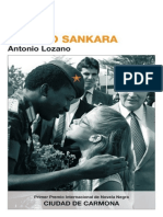 Antonio Lozano-El Caso Sankara