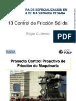 CONTROL DE FRICCION SOLIDA