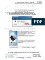 Grund Installation Pcb l Software
