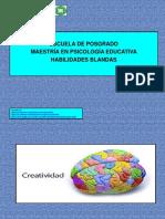 Clase 8 Creatividad