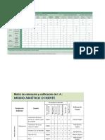 Matriz Identificacion de Riesgos