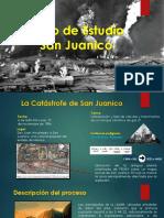 San Juanico-Caso de Estudio