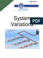 System Variations