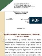 Derecho Procesal Constitucional-power Point