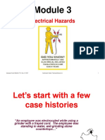 English Module3 Electrical Hazards