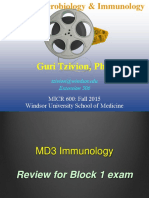 MD3 Immunology Block1 Review.pptx