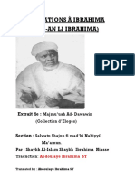 Félicitations à Ibrahima