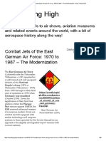 Combat Jets of the East German Air Force_ 1970 to 1987 – the Modernization