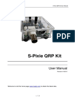 S-Pixie User Manual
