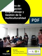 Semillero de Investigación Emprendizaje y Gestión de La Multiculturalidad