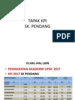 Tapak Kpi Sk Pendang 2017