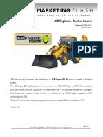 Backhoe Loaders With BSIII JCB Engine (1)