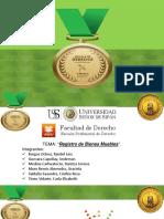 REGISTRO DE BIENES MUEBLES - PERU .