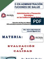 Diplomado DAIS _Evaluación y Calidad_