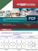 Contaminantes Orgánicos Persistentes en Alimentos