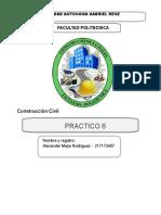 Practico 6 materiales de construcción 1
