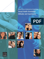 Kaiser National Survey of Adolescents and Young Adults