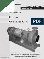 PH Series Manual
