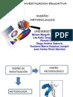 Expo Diseño Metodologico