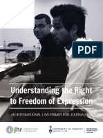 Understanding Freedom of Expression Primer