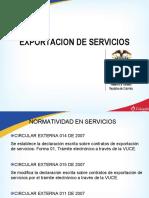 Exportaciondeservicios Actualizado2010!2!110418142534 Phpapp02