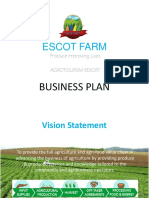 ESCOT FARM Business Plan_v1