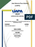 Tarea 6 Legislacion Laboral
