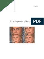 2 2 - properties of functions