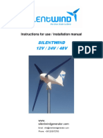Wind Turbine Installation-manual