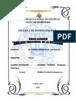 Caso Clinico Julio Gamarra