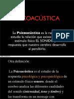 Psicoacústica