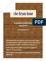 The Aryan Issue - An Educational Module - Michel Danino