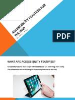 assistive technology presentation