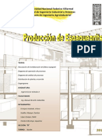 La Producción de Fideos Diagramas