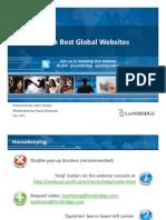 Secrets of the Best Global Websites