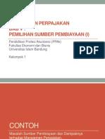 Manajemen Perpajakan - Bab 5 Kelompok 1.pptx