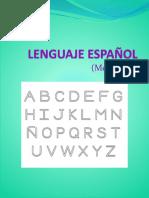 Lengua Española (Proyecto) - Copia