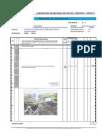 Registros Calicatas Huari Laguna C-1