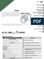 Fujifilm Xa1 Manual Es