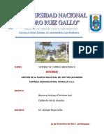 Caratula Informe Final