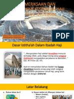 Kemenkes-Pemeriksaan Dan Pembinaan Kes Haji Menuju Istithaah